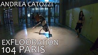 Andrea Catozzi / ExFLOORation / Movement Research