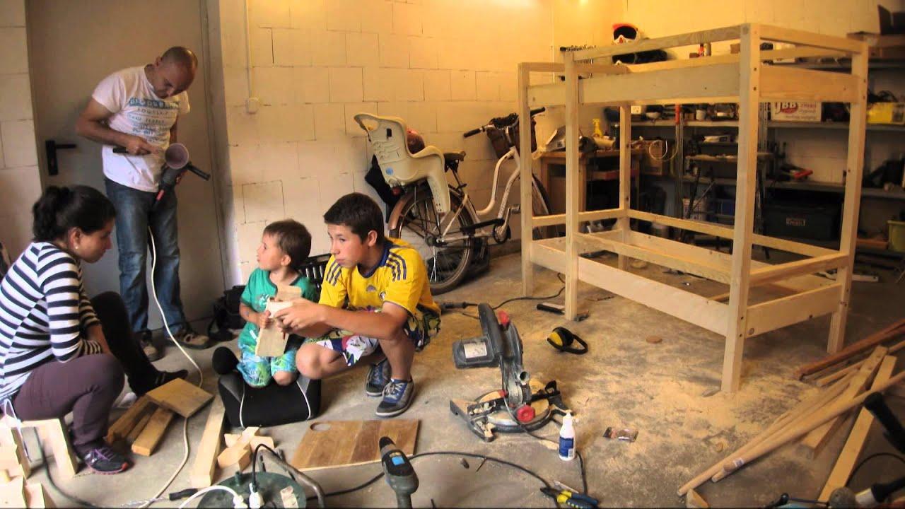 Pietrowe Lozko Dla Dzieci DIY