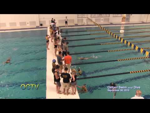 Oxford Swim & Dive vs. Ferndale 9-8-16