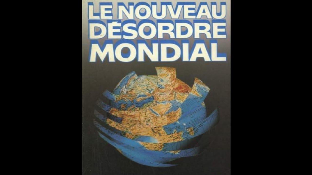 La route vers le nouveau DÉSORDRE mondial (Audiobook)