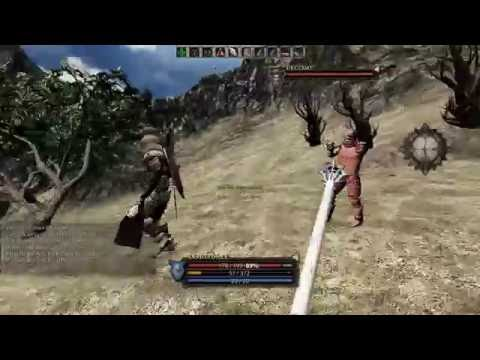 Mortal Online battle in north