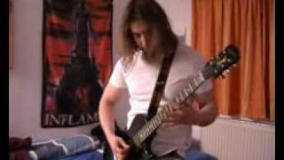 In Flames - Cover - Drenched In Fear