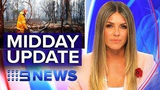 Bushfire emergency latest, Vic hit run   Nine News Australia