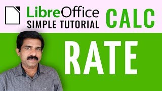 LibreOffice Calc - Rate