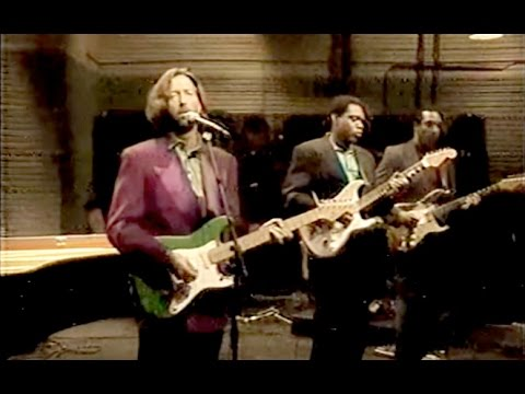 Eric Clapton and Robert Cray - Old Love (1989)