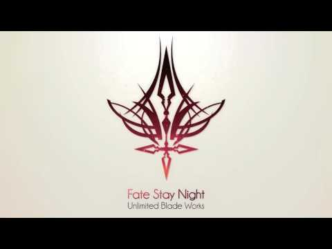 Fatestay night: Unlimited Blade Works OST II  #23 Music for Promotion