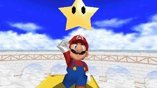 Mario's Holiday - Secret Stars (Complete Hub World)