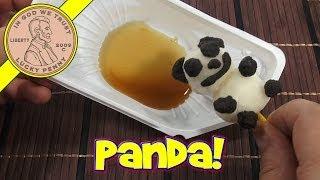 Panda Dumplings Diy Japanese Kit - Kracie Happy Kitchen Popin' Cookin'