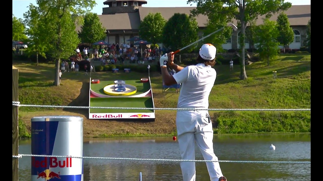 Golf Skee Ball Red Bull Off Course YouTube
