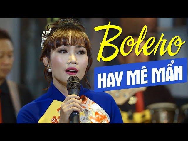 Giọng Ca Bolero Làm Mê Mẩn Lòng Người - Nhạc Vàng Bolero Xưa Hay Tê Tái   LÂM MINH THẢO