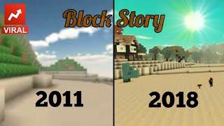 BLOCK STORY EVOLUTION!! 2011-2018