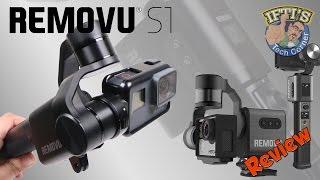 removu S1 GoPro Gimbal Stabiliser Review