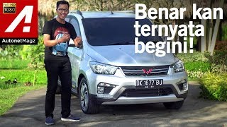 Wuling Confero S Review & First Drive Test by AutonetMagz