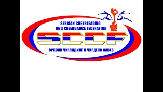 "International competition ""Road to victory - Put do pobede"" - Srpska Cheer Liga"