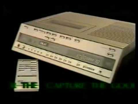 Akai Vcr Commercial  1980s