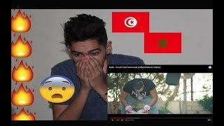 Balti  - Ya Lili Feat Hamouda REACTION  تأثر مغربي بالراب التونسي