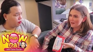 Push Now Na: Angelica Panganiban shows how simple she is in this bag raid