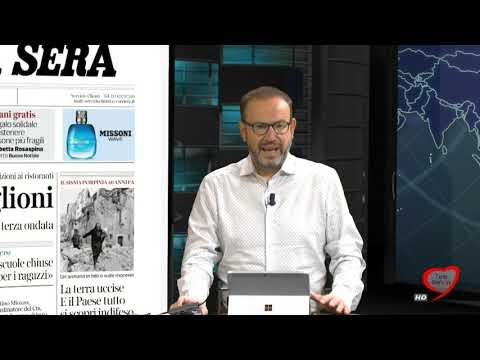 I giornali in edicola - la rassegna stampa 23/11/2020