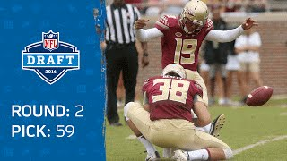 Buccaneers Draft A Kicker in Round 2 | 2016 NFL Draft