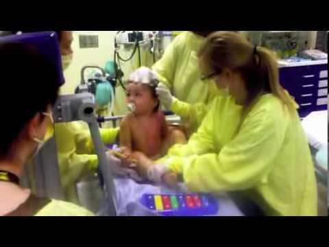 Music Therapy in the Burn Program at BC Children's Hospital