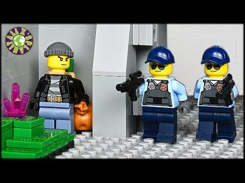 Lego Bank Robbery