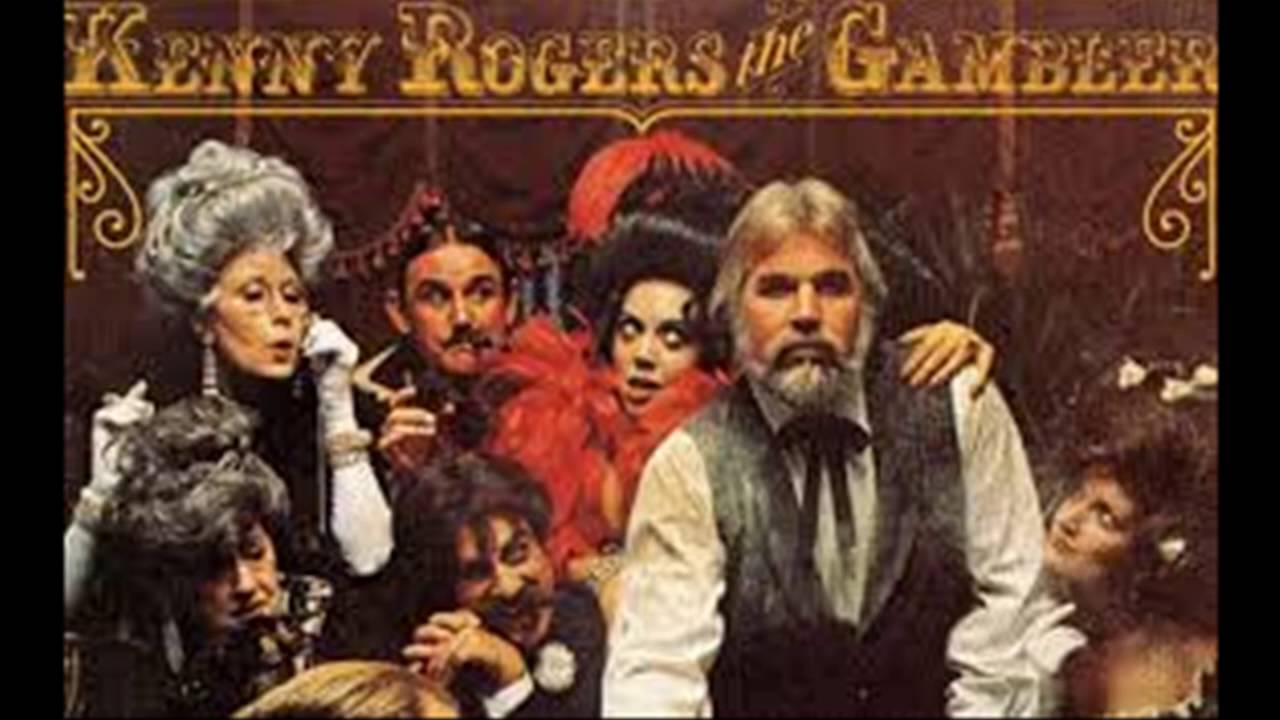 The Gambler Kenny Rogers