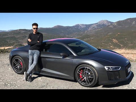 Audi R8 RWS - A Drivers Car? | Sideways Sid REVIEW