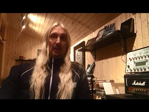 """HAMMERFALL - """"Built To Last"""" Track-By-Track with Snippets (Part 1) 