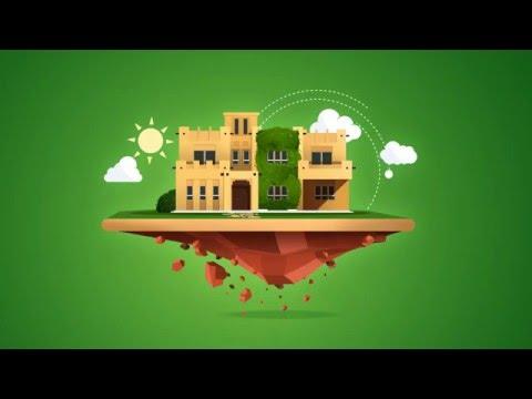 المسكن الأخضر النموذجي- مؤسسة محمد بن راشد للإسكان