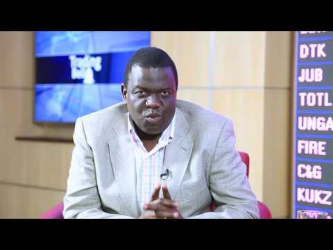 Trading Bell  - Dr. Julius Kingetich, CEO, Uchumi Supermarkets