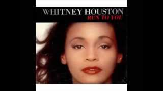 Whitney Houston Run to you (subtitulado)