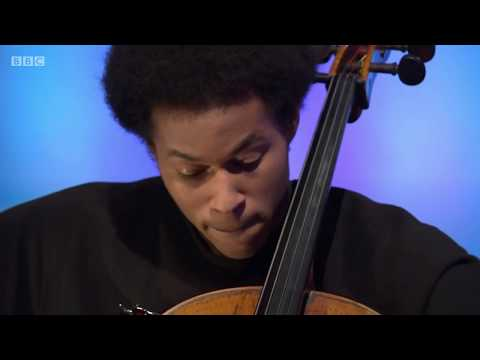 Sheku Kanneh-Mason & Isata - Shostakovich Cello Sonata 2nd Movement + interview