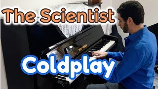 Baixar Coldplay  - The Scientist 🔴- (Musica Cover) Piano na Prática