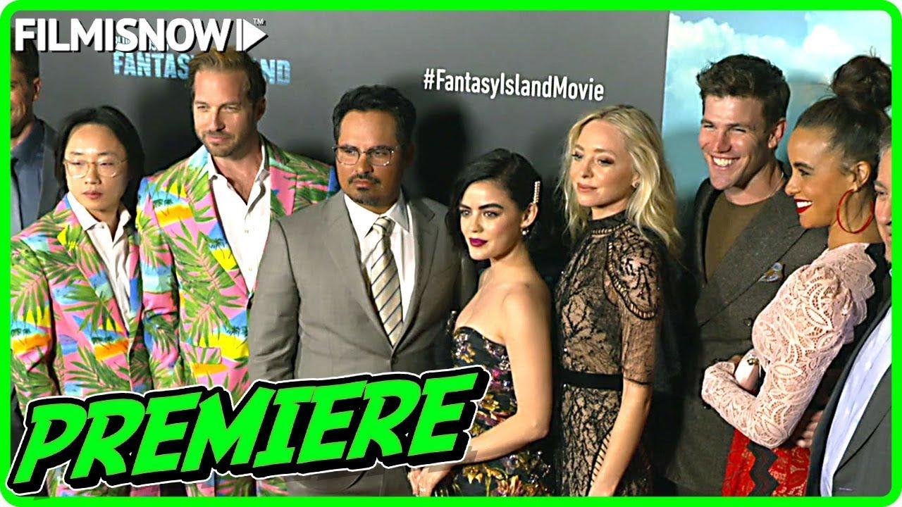 FANTASY ISLAND | World Premiere