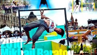 Mikhail Baratov 2010 (workout, gym, freerun)(Михаил Баратов ( bmw-bmw ) Музыка:Celldweller - eon Мой видео отчет о ушедшем 2010 году. К сожалению я не так много научилс..., 2011-02-19T22:42:26.000Z)