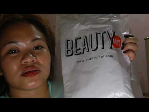 Beauty MNL C.O.D + Free Shipping to Davao!! HAUL | unedited | trial ~April~ (Philippines)