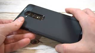 Spigen Rugged Armor Case For OnePlus 6 Unboxing and Review