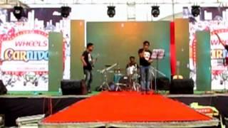 Its My Life(Bon Jovi)|| Kabyakatha Live || At Kolkata On Wheels