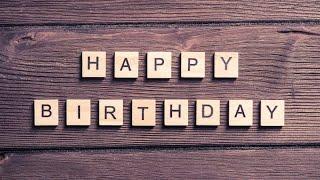 Happy Birthday (String Orchestra Version)
