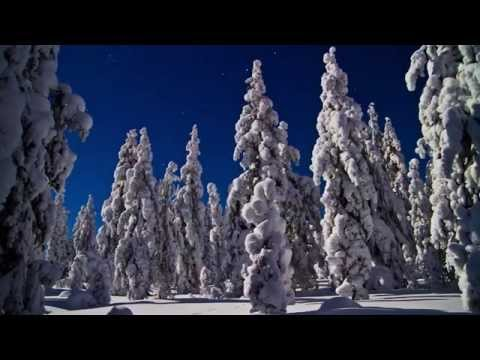 Darkness and Light - a journey through the Northern Lights of Finland
