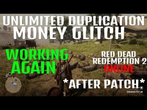 *INSANE* BEST UNLIMITED DUPLICATION MONEY GLITCH In Red Dead Redemption 2 ONLINE (AFTER PATCH) thumbnail
