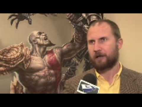 God Of War 3 Lead Game Programmer Interview