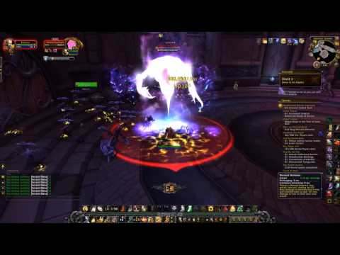 World of Warcraft - Legion - 7.1 - Withered Army Training