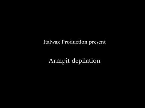 Waxen & Ontharen - 'oksel' - Warme Film Wax - 'Italwax'