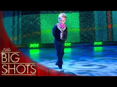 Oscar melts hearts with his Irish Dancing | Little Big Shots