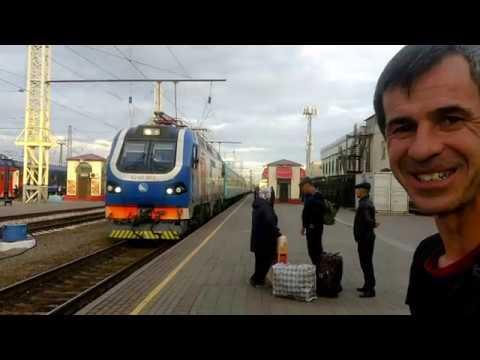 Kazakhstan train - Astana  Aral
