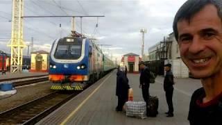 Kazakhstan Train Guide 2 - Astana Aral By 3rd Class Sleeper