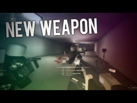 BRAND NEW GUN...?! (Roblox Phantom Forces)