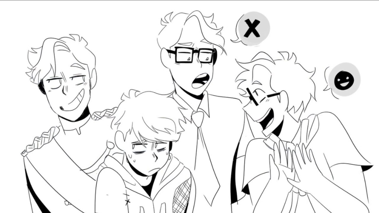 A Fanged Secret    Comic Dub (part 1)