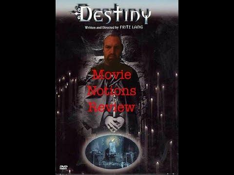 DESTINY (1921) - Hidden Treasure Review